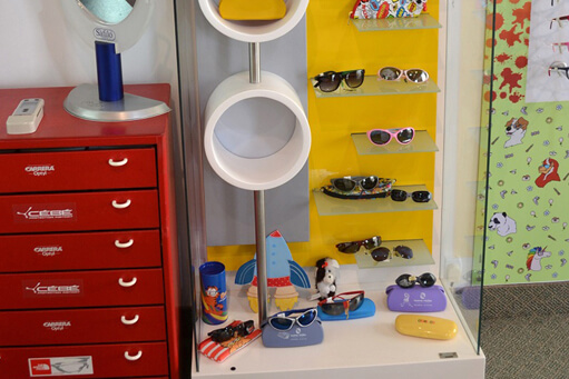 espacio kids en optica